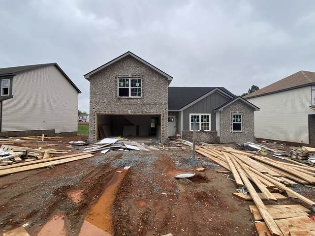 33 Charleston Oaks, Clarksville, TN 37042 (MLS #RTC2244428) :: Nashville on the Move
