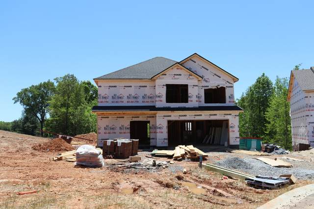 160 Glenstone, Clarksville, TN 37043 (MLS #RTC2250662) :: Christian Black Team