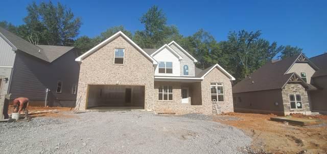 8 Glenstone Village, Clarksville, TN 37043 (MLS #RTC2256785) :: Fridrich & Clark Realty, LLC