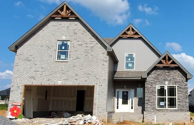 268 Wellington Fields, Clarksville, TN 37043 (MLS #RTC2257190) :: Village Real Estate
