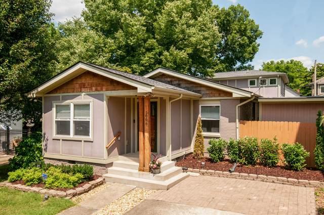 1006 Villa Place, Nashville, TN 37212 (MLS #RTC2258550) :: Candice M. Van Bibber   RE/MAX Fine Homes
