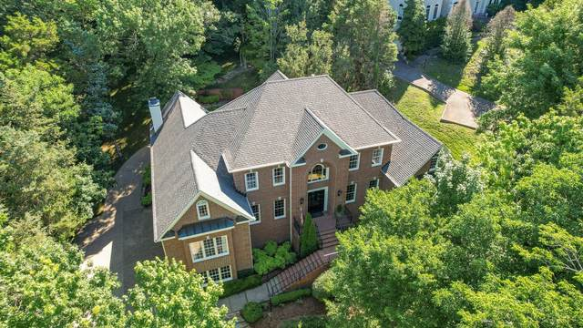 558 Grand Oaks Dr, Brentwood, TN 37027 (MLS #RTC2263744) :: Nashville on the Move