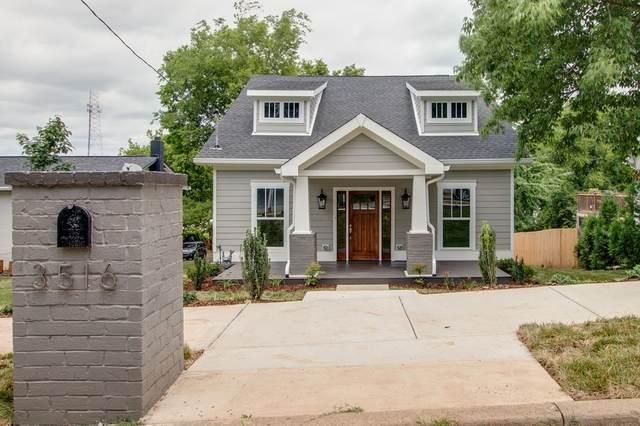3516 Elkins Ave, Nashville, TN 37209 (MLS #RTC2263984) :: Fridrich & Clark Realty, LLC