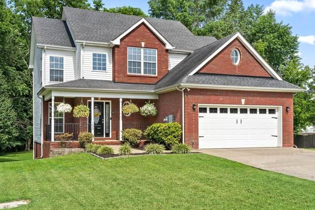 156 Cloe Ct, Clarksville, TN 37042 (MLS #RTC2266374) :: Hannah Price Team