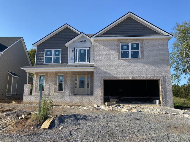 916 Burley Barn Rd, Clarksville, TN 37042 (MLS #RTC2274245) :: Team Wilson Real Estate Partners