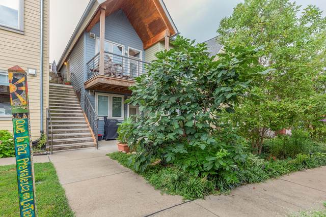 1325 5th Ave N #15, Nashville, TN 37208 (MLS #RTC2283573) :: RE/MAX Homes and Estates, Lipman Group