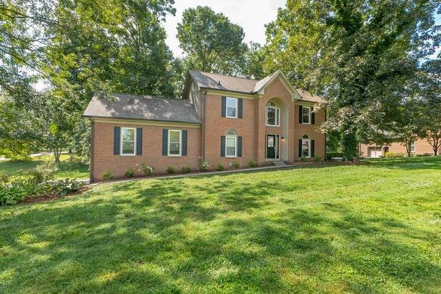3508 Forest Park Rd, Springfield, TN 37172 (MLS #RTC2288136) :: John Jones Real Estate LLC
