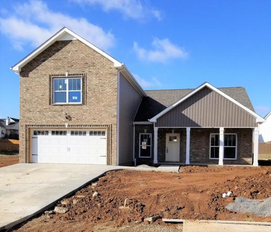 868 Cherry Blossom Ln, Clarksville, TN 37040 (MLS #1868378) :: Berkshire Hathaway HomeServices Woodmont Realty