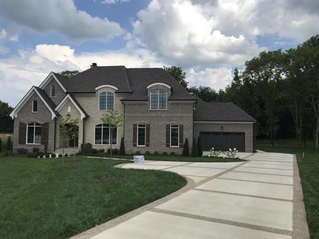 1924 Campfire Court, Brentwood, TN 37027 (MLS #1872995) :: Nashville On The Move