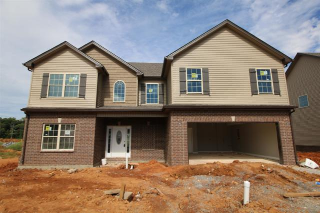 291 The Groves At Hearthstone, Clarksville, TN 37040 (MLS #1958949) :: HALO Realty