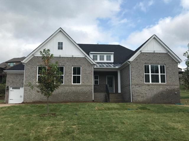 535 Great Angelica Way #306, Nolensville, TN 37135 (MLS #1963102) :: DeSelms Real Estate