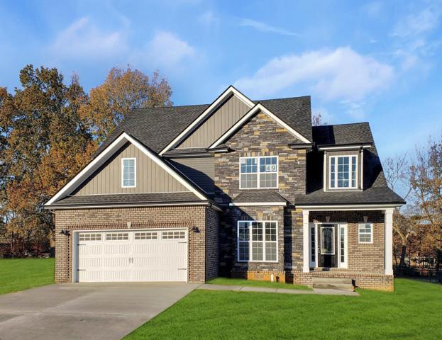 49 Woodford Estates, Clarksville, TN 37043 (MLS #1970212) :: Nashville on the Move