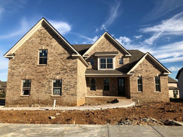 1578 Bunbury Dr. (349), Thompsons Station, TN 37179 (MLS #1986098) :: John Jones Real Estate LLC