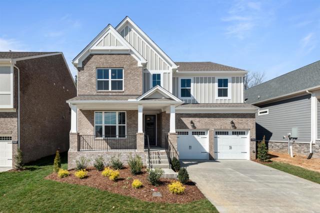 3060 Elliott Drive #78, Mount Juliet, TN 37122 (MLS #2004718) :: FYKES Realty Group