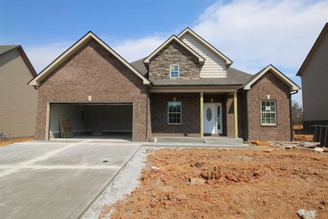 284 The Groves At Hearthstone, Clarksville, TN 37040 (MLS #2010823) :: Nashville's Home Hunters