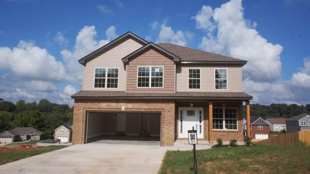 39 Kingstons Cove, Clarksville, TN 37042 (MLS #RTC2030396) :: Village Real Estate