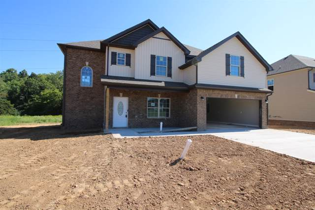 112 The Groves At Hearthstone, Clarksville, TN 37040 (MLS #RTC2062425) :: RE/MAX Choice Properties