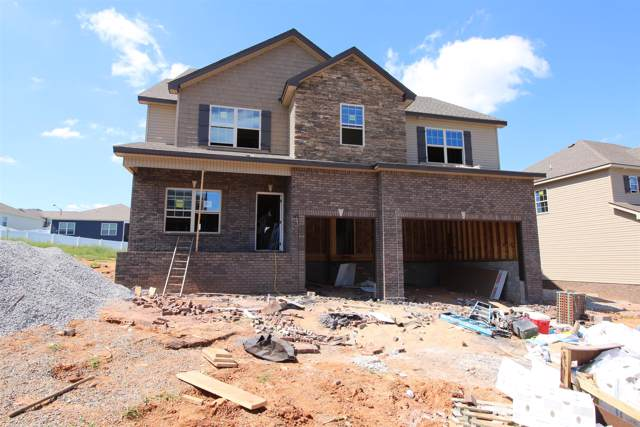 217 The Groves At Hearthstone, Clarksville, TN 37040 (MLS #RTC2069287) :: RE/MAX Choice Properties