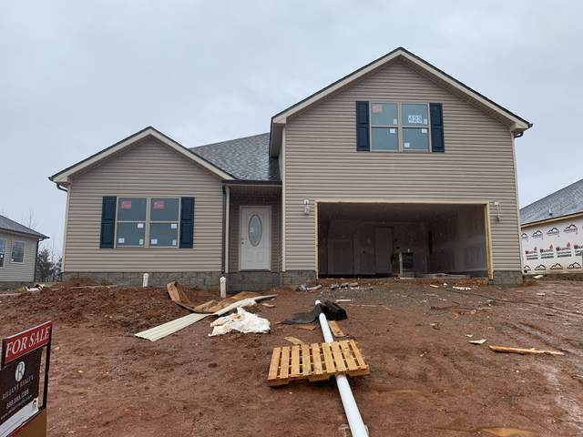 423 Liberty Park, Clarksville, TN 37042 (MLS #RTC2088314) :: Village Real Estate