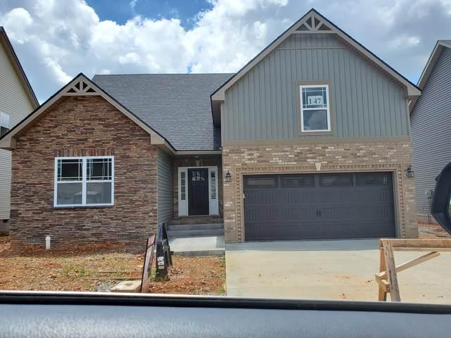 147 Locust Run, Clarksville, TN 37043 (MLS #RTC2093684) :: Stormberg Real Estate Group