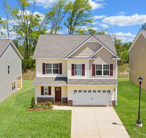 407 Tines Dr, Shelbyville, TN 37160 (MLS #RTC2096157) :: Village Real Estate