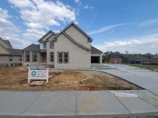 1488 Collins View Way, Clarksville, TN 37043 (MLS #RTC2109786) :: Nashville on the Move