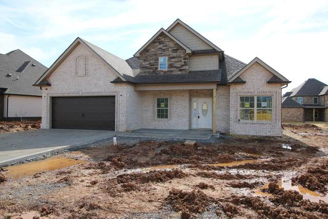 181 The Groves At Hearthstone, Clarksville, TN 37040 (MLS #RTC2121500) :: Ashley Claire Real Estate - Benchmark Realty