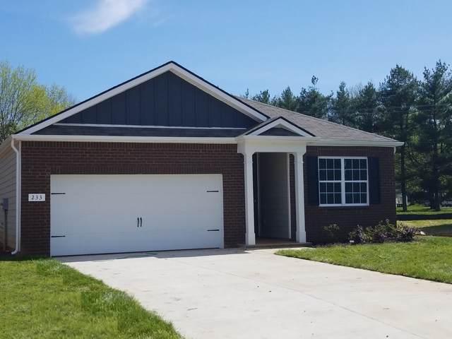 233 William Dylan Drive #66, Murfreesboro, TN 37129 (MLS #RTC2123465) :: Team Wilson Real Estate Partners