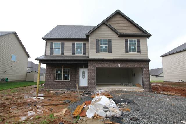 248 The Groves At Hearthstone, Clarksville, TN 37040 (MLS #RTC2140456) :: CityLiving Group