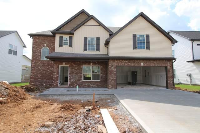 319 Summerfield, Clarksville, TN 37040 (MLS #RTC2161506) :: HALO Realty