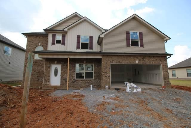 309 Summerfield, Clarksville, TN 37040 (MLS #RTC2161510) :: HALO Realty