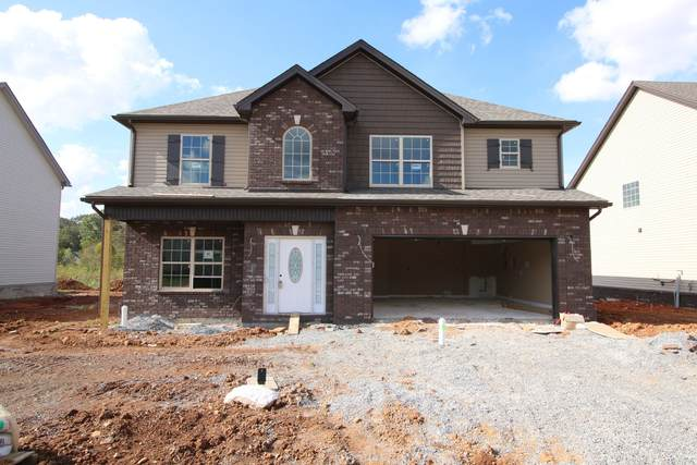 99 The Groves At Hearthstone, Clarksville, TN 37040 (MLS #RTC2175249) :: Nashville on the Move