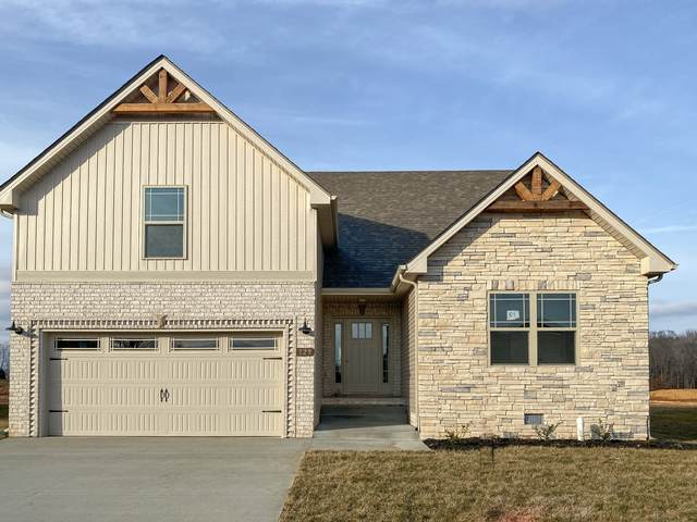 164 Easthaven, Clarksville, TN 37043 (MLS #RTC2180754) :: The Adams Group