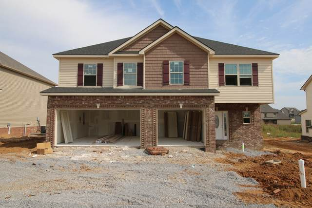 96 Reserve At Hickory Wild, Clarksville, TN 37043 (MLS #RTC2181517) :: Nashville on the Move