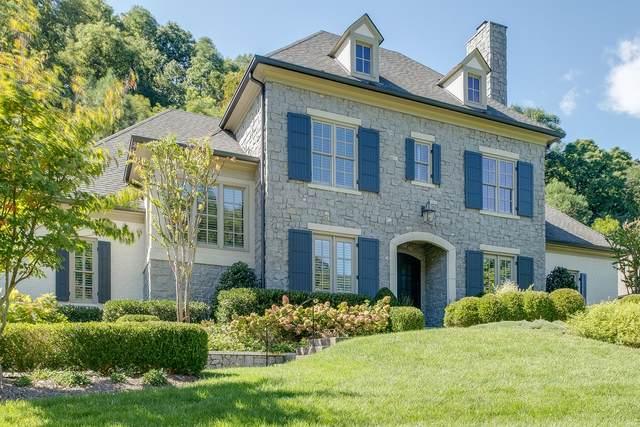 849 Windstone Blvd, Brentwood, TN 37027 (MLS #RTC2182230) :: Village Real Estate