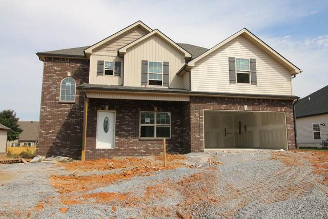 99 Reserve At Hickory Wild, Clarksville, TN 37043 (MLS #RTC2183789) :: Nashville on the Move