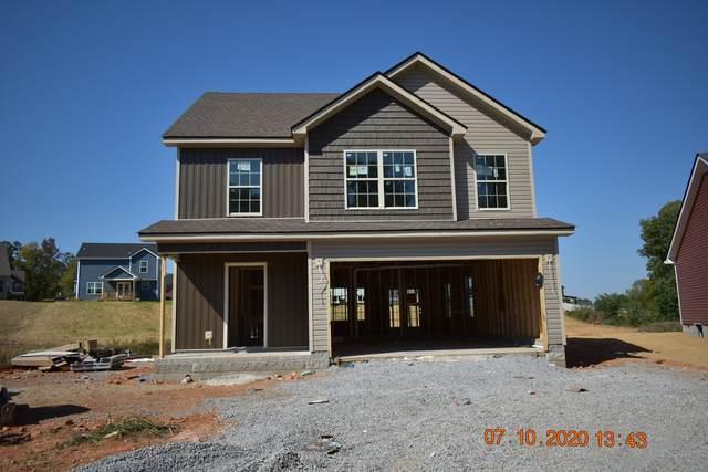 79 Chestnut Hill, Clarksville, TN 37042 (MLS #RTC2184805) :: Nashville on the Move