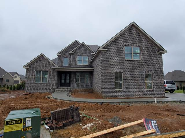 102 Avocet Court, Spring Hill, TN 37174 (MLS #RTC2189541) :: Morrell Property Collective | Compass RE