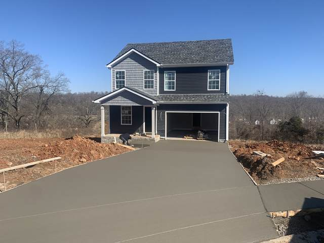 162 Camelot Hills, Clarksville, TN 37040 (MLS #RTC2215583) :: Team Wilson Real Estate Partners