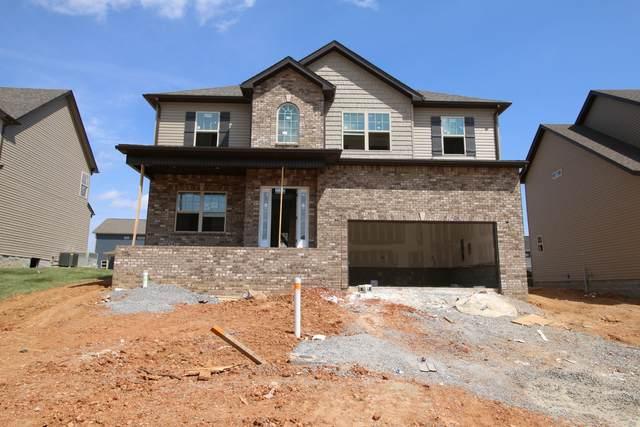 543 Autumn Creek, Clarksville, TN 37042 (MLS #RTC2226343) :: Felts Partners