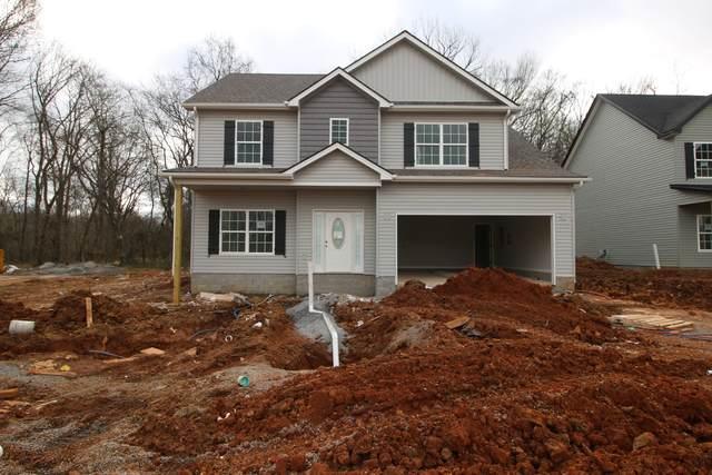 156 Chalet Hills, Clarksville, TN 37040 (MLS #RTC2229717) :: Nelle Anderson & Associates