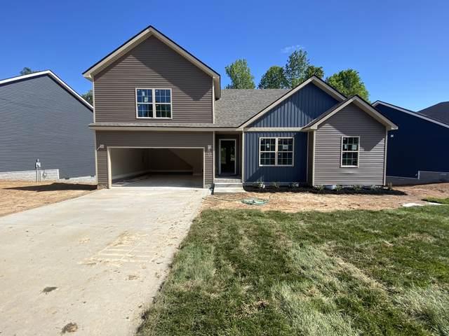 38 Woodland Hills, Clarksville, TN 37043 (MLS #RTC2240712) :: EXIT Realty Bob Lamb & Associates
