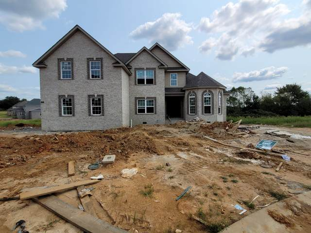 116 Hartley Hills, Clarksville, TN 37043 (MLS #RTC2244224) :: The Home Network by Ashley Griffith