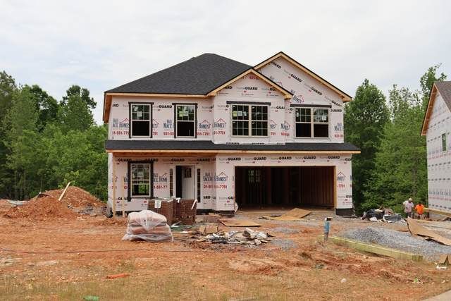 160 Glenstone, Clarksville, TN 37043 (MLS #RTC2250662) :: RE/MAX Fine Homes