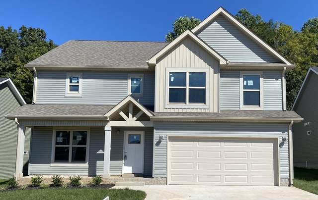 165 Chalet Hills, Clarksville, TN 37040 (MLS #RTC2262268) :: The Kelton Group
