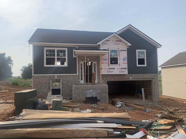 269 Charleston Oaks, Clarksville, TN 37040 (MLS #RTC2263294) :: Real Estate Works
