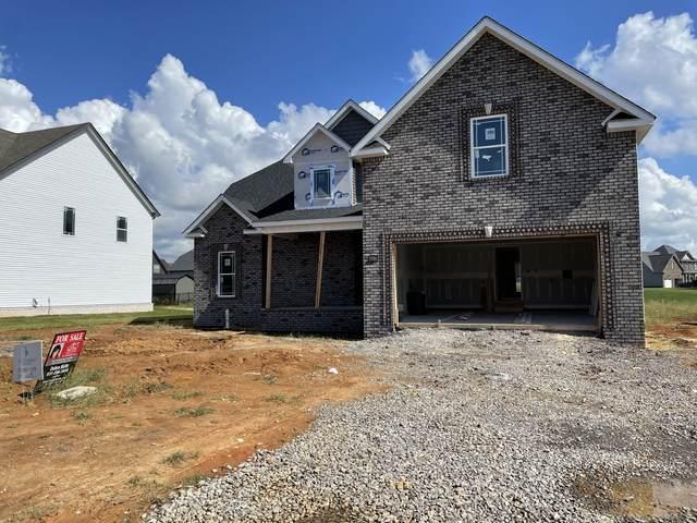 265 Wellington Fields, Clarksville, TN 37043 (MLS #RTC2278272) :: Movement Property Group