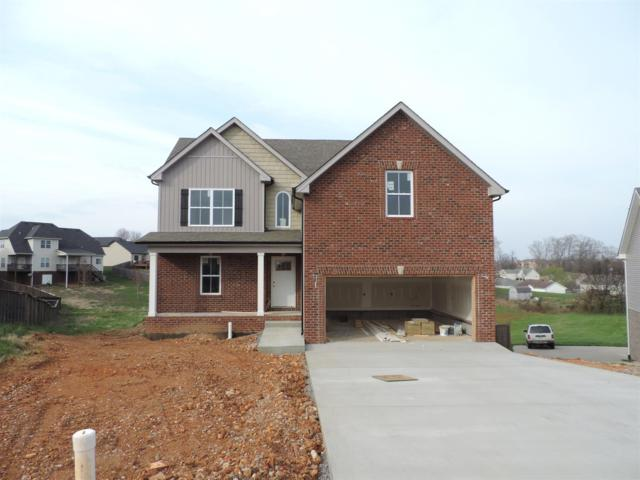 817 Carousel Ct, Clarksville, TN 37043 (MLS #1877909) :: Ashley Claire Real Estate - Benchmark Realty