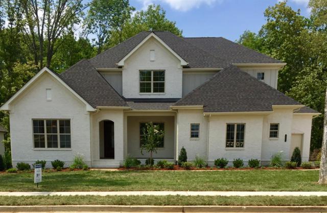 425 Oldenburg Rd. (Lot 2207), Nolensville, TN 37135 (MLS #1882121) :: John Jones Real Estate LLC
