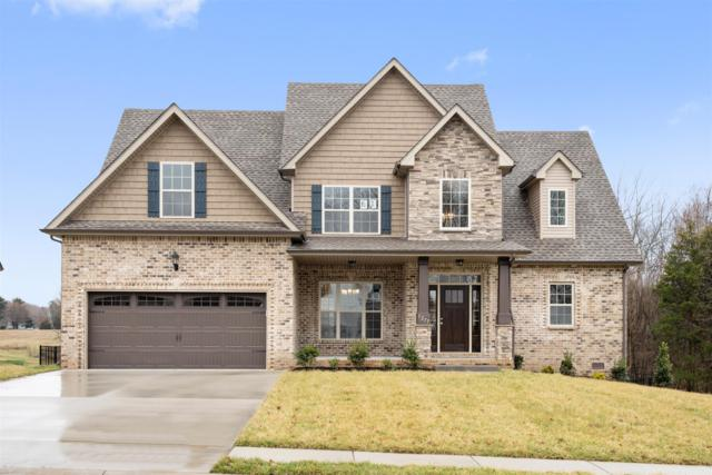 61 Easthaven, Clarksville, TN 37043 (MLS #1946365) :: Nashville on the Move